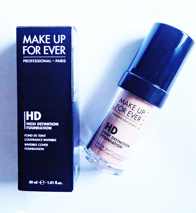 Makeup Forever HD Foundation Singapore