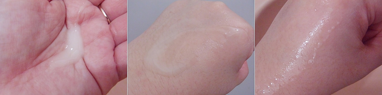 Philosophy Purity Made Simple Cleanser Swatches