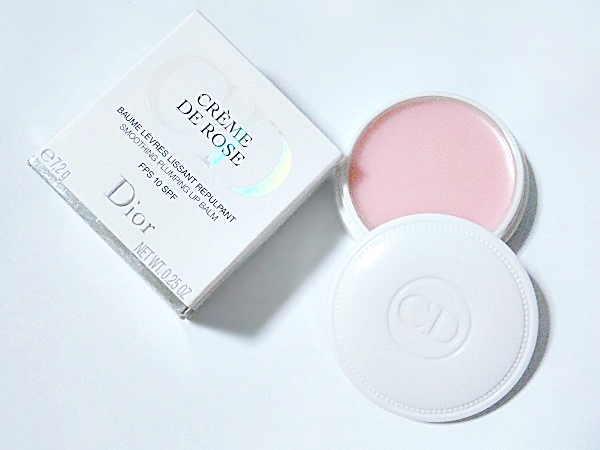Creme De Rose Smoothing Plumping Lip Balm by Dior #17