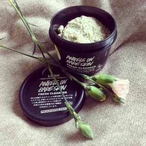 Lush Singapore Angels on Bare Skin Review