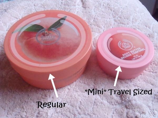 Christmas Gifts Ideas Body Shop Body Butter Singapore