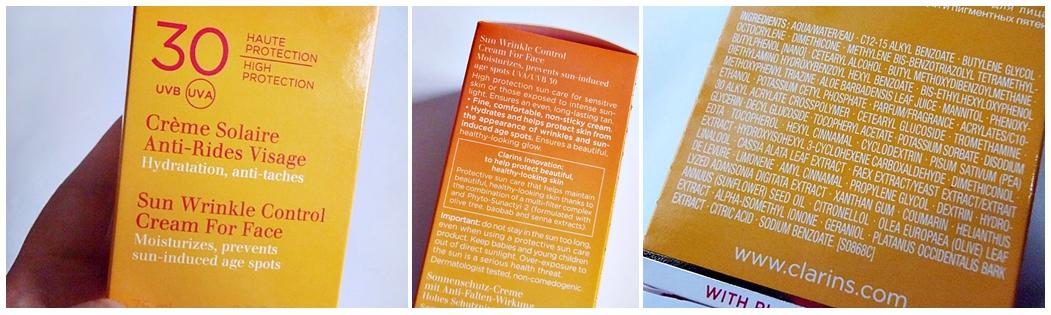 Clarins Singapore Facial Sunscreen Moisturizer SPF 30