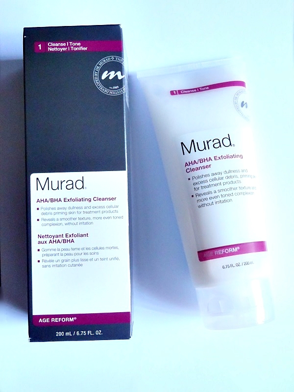Murad Exfoliating Facial Scrub Cleanser