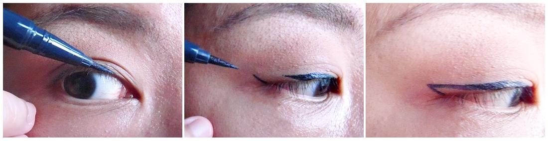 Stila Stay All Day Waterproof Liquid Eyeliner Review