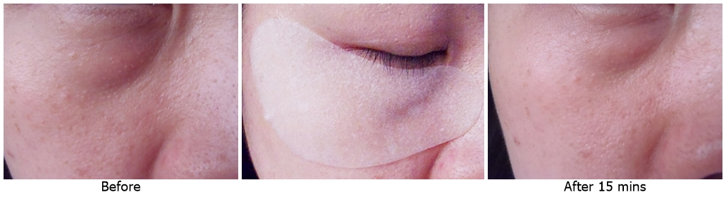 Bliss Triple Oxygen Instant Energizing Eye Mask Review Singapore