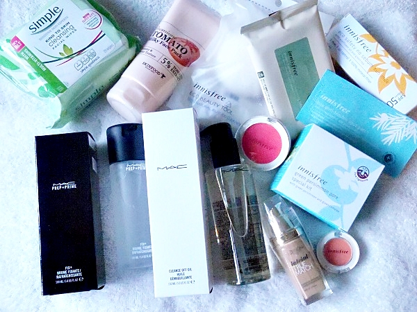 Spring Beauty Shopping Haul 2015
