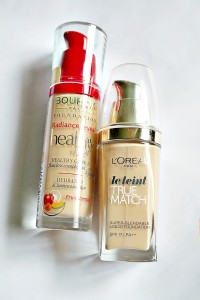 Loreal True Match Bourjois Healthy Mix Foundations Reviews Singapore