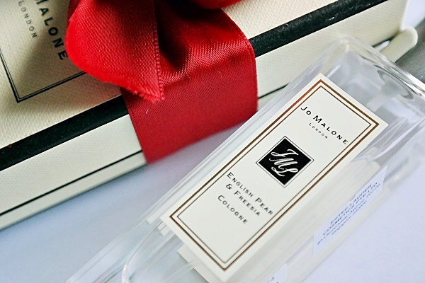 Jo Malone English Pear and Freesia Review Singapore
