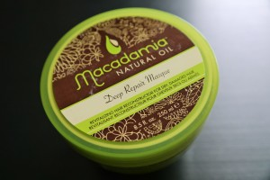 Macadamia Natural Oil Deep Repairing Hair Mask Singapore