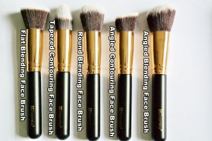 BH Cosmetics Sculpt and Blend Makeup Brushes Review