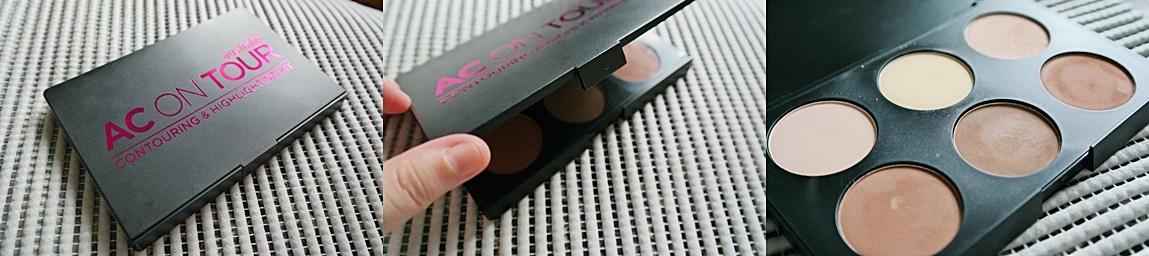 Australis Face Contouring Highlighting Makeup kit review