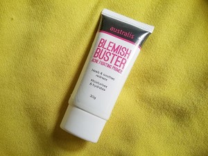 Australis Acne Treatment Primer Makeup Review Singapore