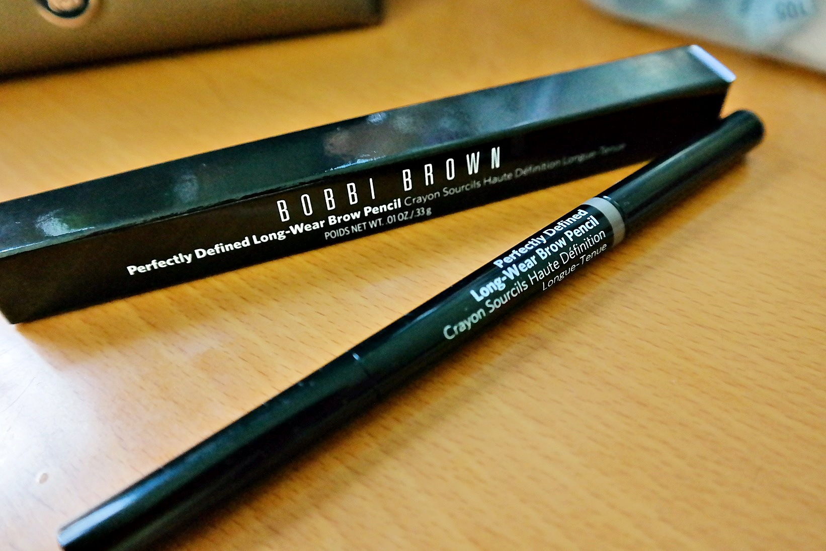 Bobbi Brown Eyebrow Makeup Pencil (Perfectly Defined Long-Wear ...
