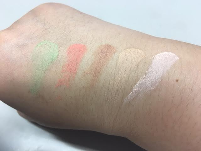 Colour correcting Concealer Makeup Review by Catrice Cosmetics