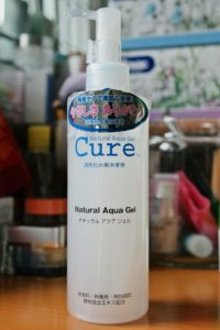 Cure Natural Aqua Exfoliating Gel Review Singapore