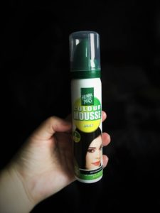 Henna Plus Hair Mousse Dye Review Singapore
