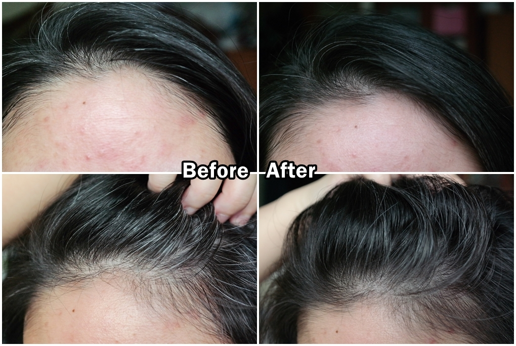 Henna Plus Coloured Hair Mousse Review In Black Singapore Beauty