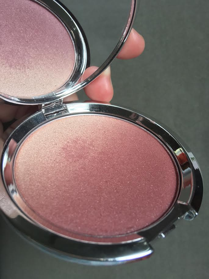 IT Cosmetics (CC) Ombre Radiance Blush Review in Sugar Plum