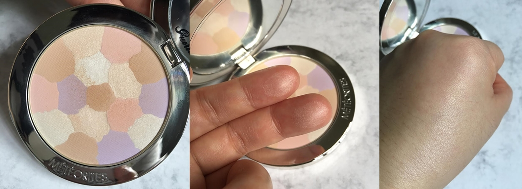 Guerlain Meteorites Compact Light Revealing Powder Review in Medium Singapore
