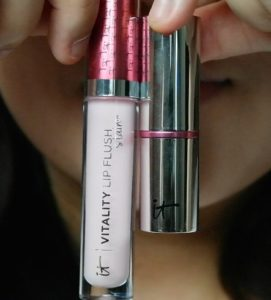 It Cosmetics Vitality Lip Flush Stain Review Singapore