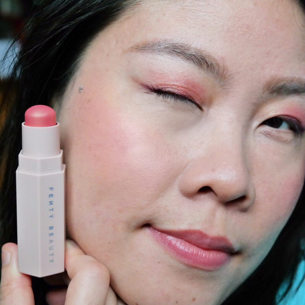 Rihanna Fenty Beauty Match Stix Shimmer Skinstick Review