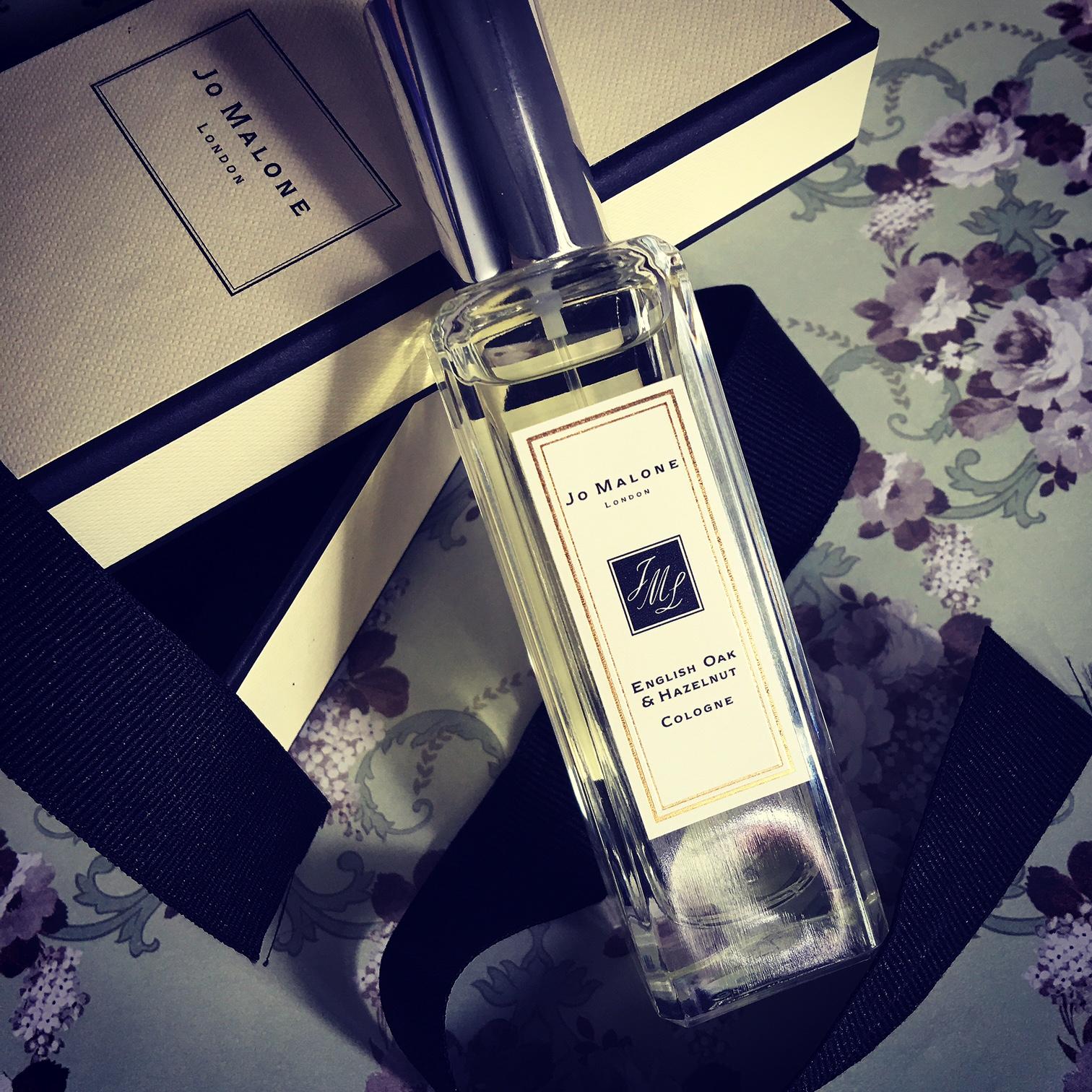 Jo Malone English Oak Perfume Collection Review
