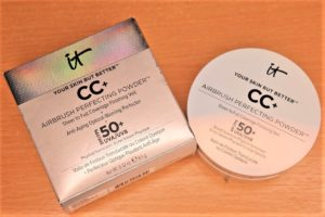 Your Skin But Better CC+ Airbrush Perfecting Powder by IT Cosmetics #16