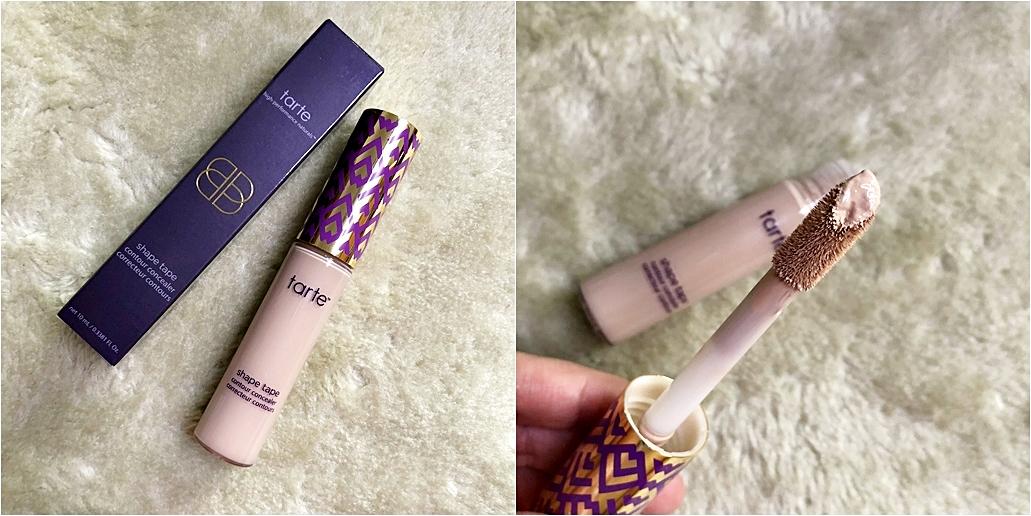 Tarte Shape Tape Contour Concealer Review Singapore Beauty Products